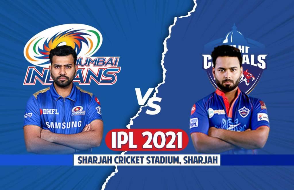 IPL 2021: MI vs DC Dream 11   Playing 11: आईपीएल 2021 मुंबई इंडियंस बनाम दिल्ली कैपिटल्स ड्रीम 11 प्लेइंग इलेवन