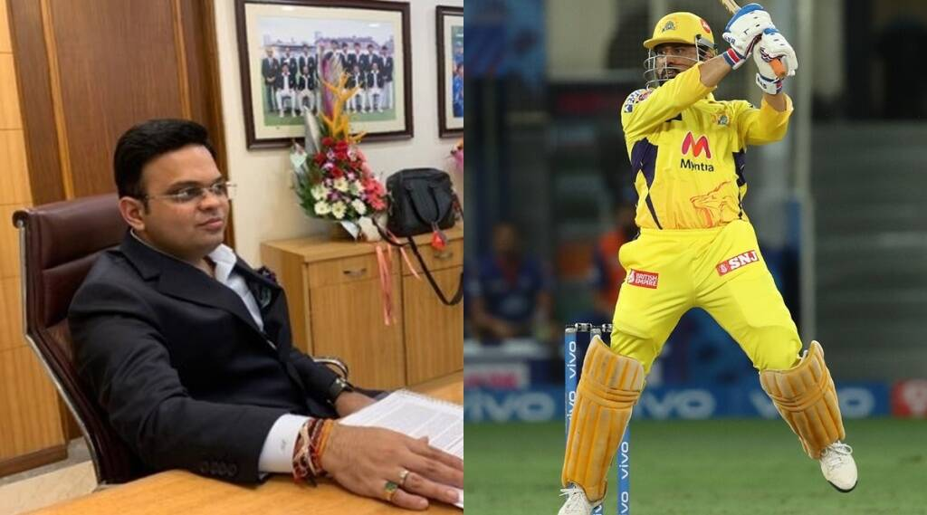 MS Dhoni Jay Shah T20 World Cup Mentor No Salary