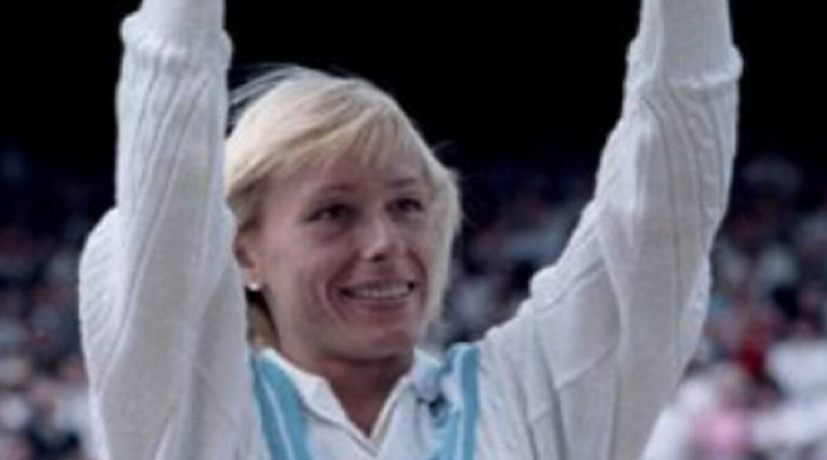 Tennis player Martina Navratilova called Shah remarks about PM Modi a joke