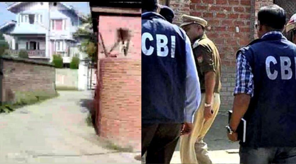 Jammu Kashmir, CBI Raid