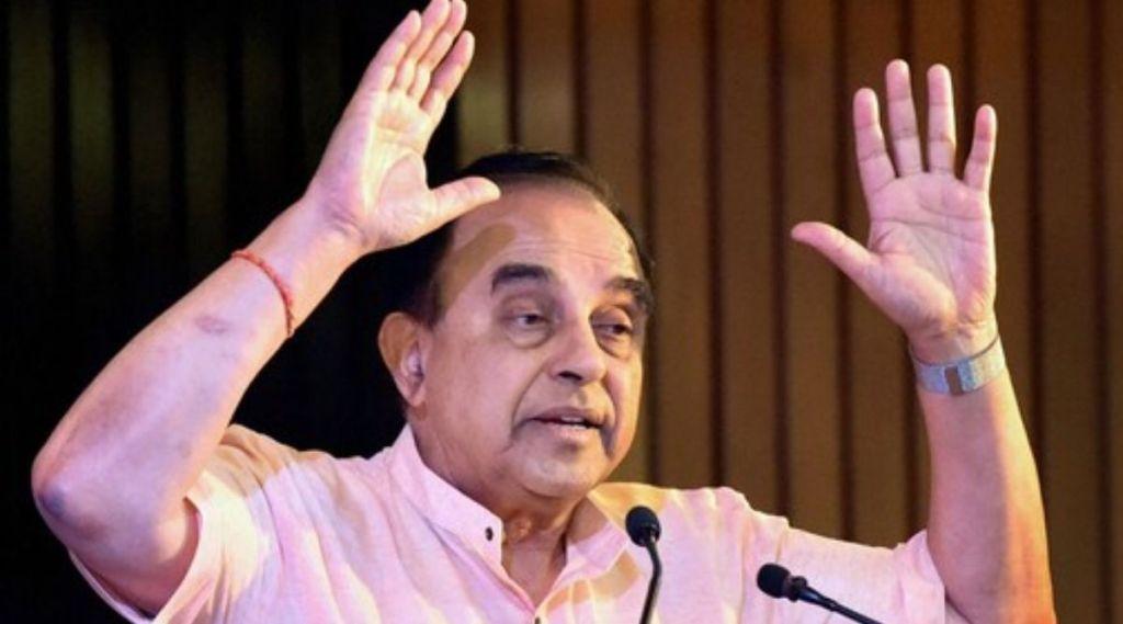Subramanian Swamy, BJP, Rajya Sabha