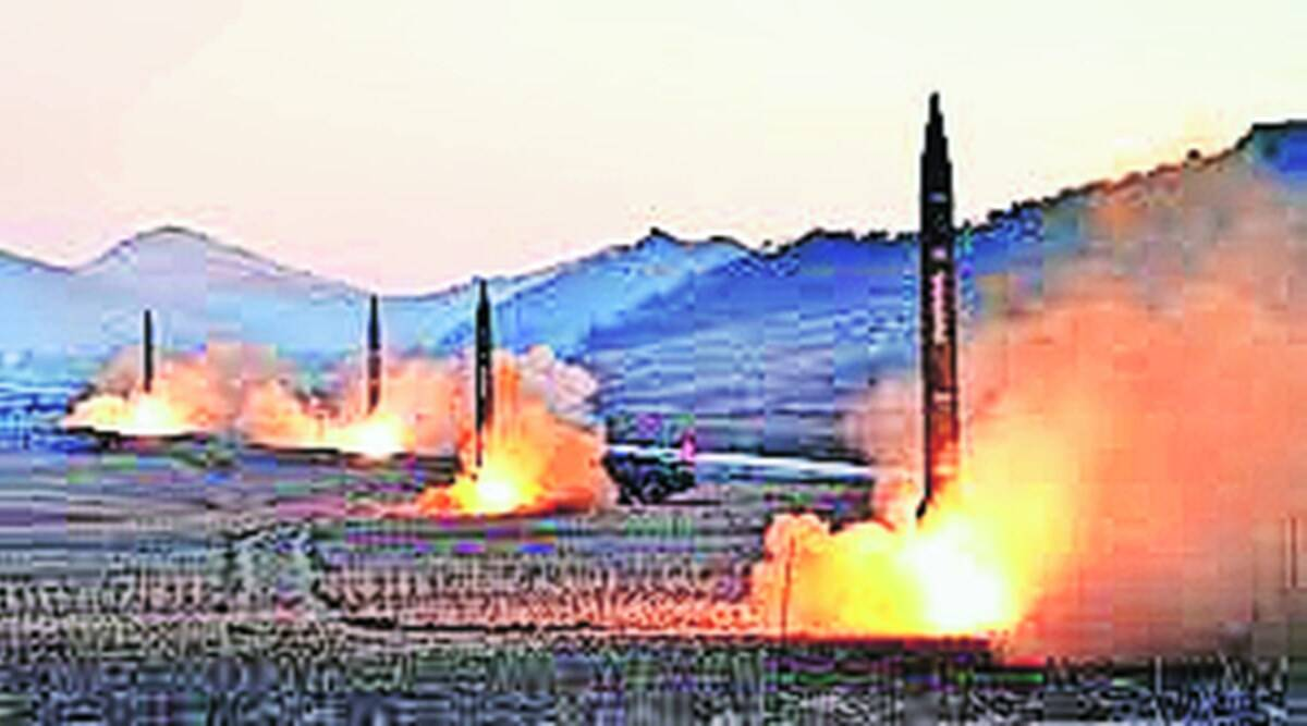 'Hotline' restored with missile tests