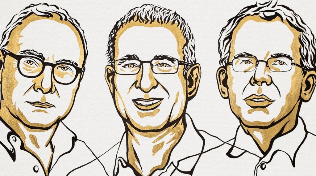 Nobel Prize, Nobel in Economics, Nobel in two parts, David Card, Joshua D, Guido