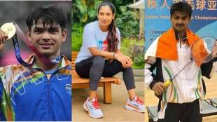 Neeraj Chopra Ravi Dahiya Tokyo Olympics mithali raj suhas ly KHEL Ratna