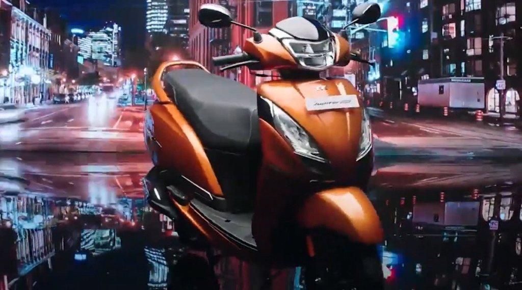 TVS Motors launches new avatar of TVS Jupiter 125