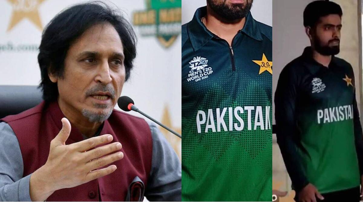 India name was removed from Pakistan jersey! Investor promises blank check on India's defeat