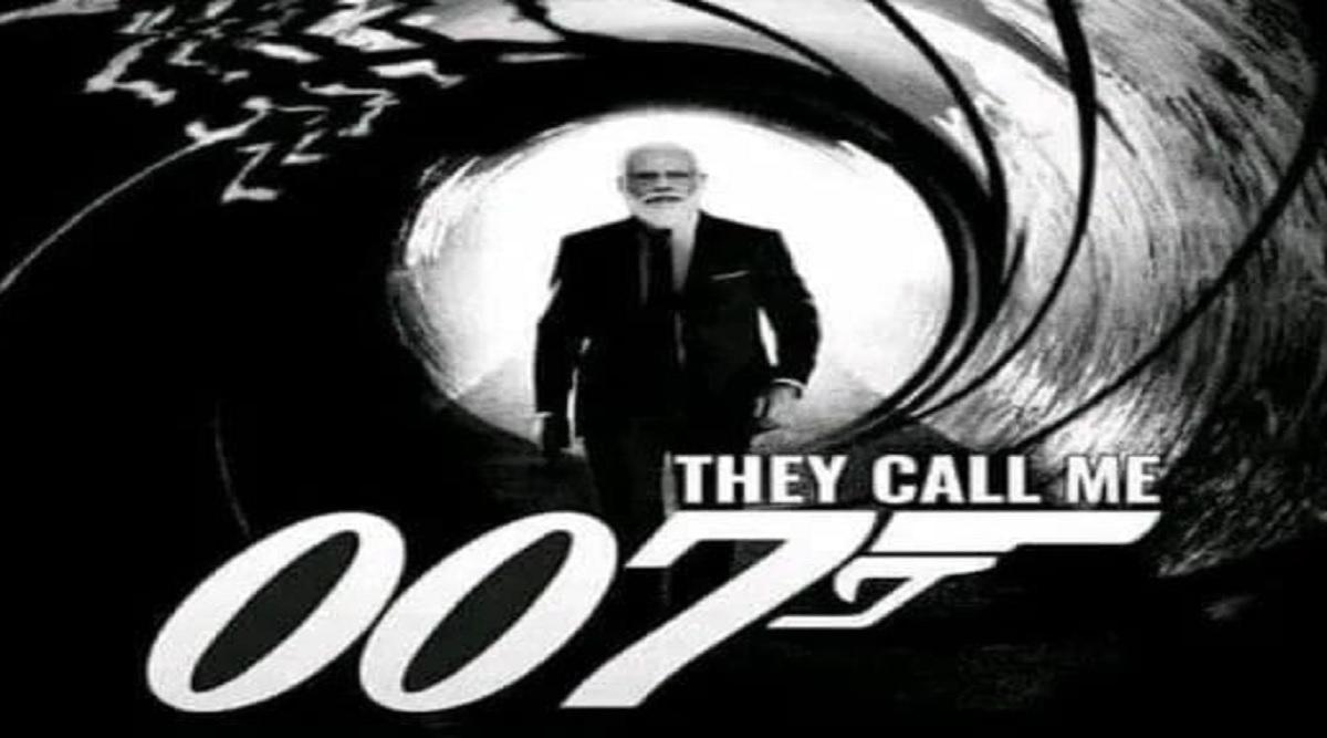 Trinamool MP told PM Modi James Bond 007, said tightly – 0 development, 7 years of failure with 0 growth