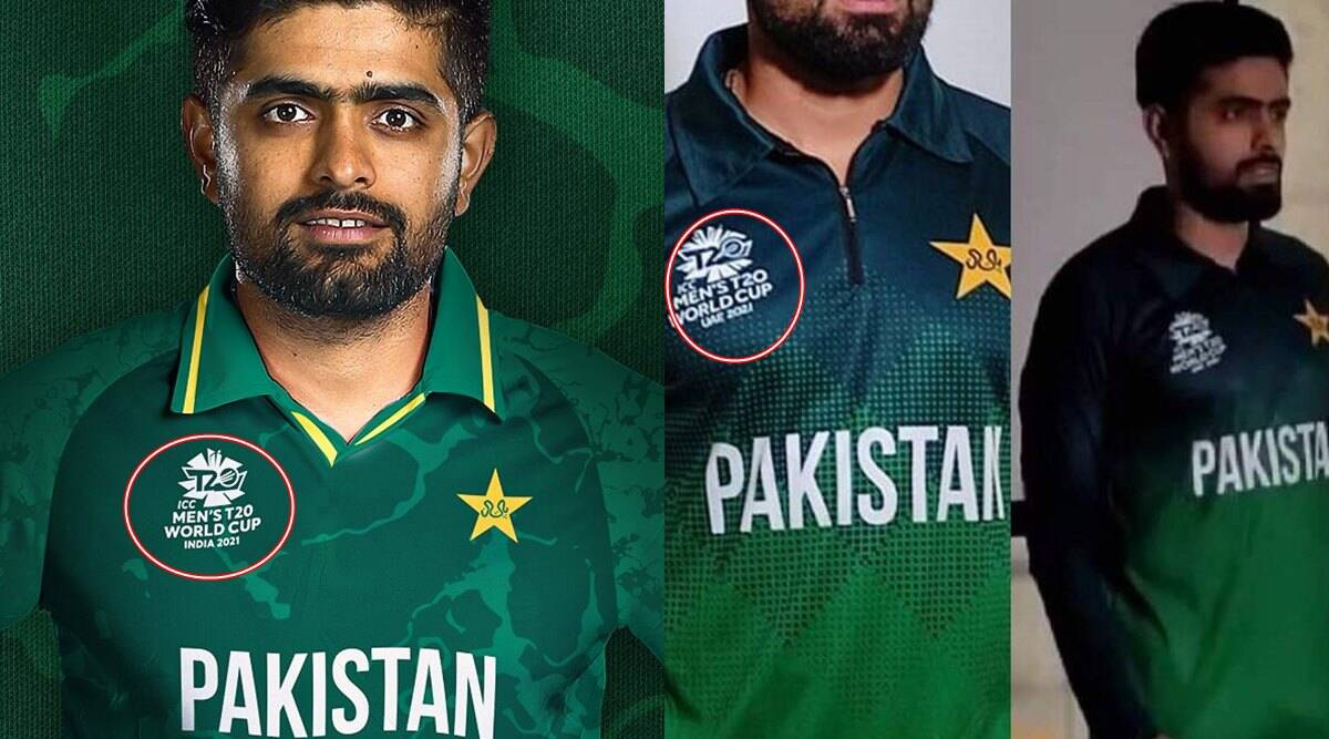 cricket-board-forced-to-change-t20-world-cup-2021-jersey-and-write-india-over-it-earlier-jersey-written-uae-was-launched-viral-on-social-media – Before the T20 World Cup, Pakistan bowed before India, changed the team's jersey and wrote INDIA;  India's name was removed earlier