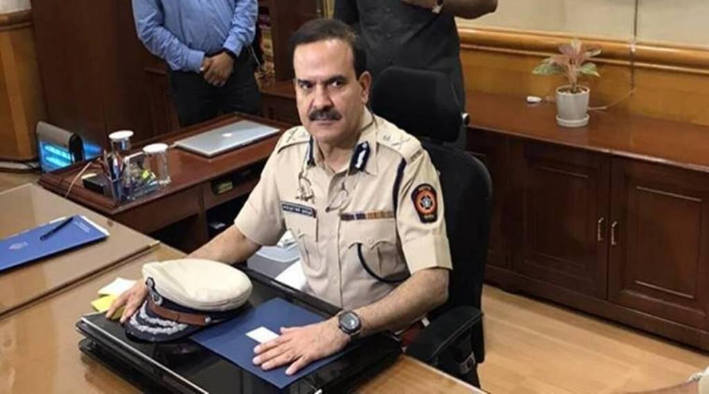 Param Bir Singh, mumbai police, maharastra