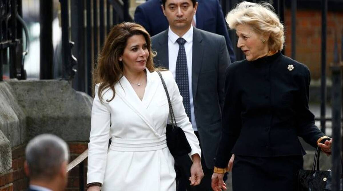 Ruler of Dubai hacked his ex-wife phone listened to her talk Princess Haya Bint is terrified by revelations of High Court of England
