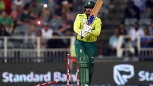 T20 World Cup Mumbai Indians WicketKeeper Quinton de Kock Take Knee Black Lives Matter South Africa Captain Temba Bavuma