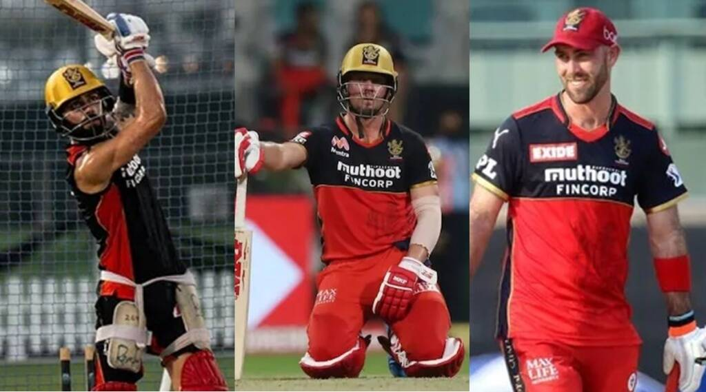 RCB AB de Villiers IPL 2022 Gautam Gambhir Virat Kohli Glenn Maxwell Yuzvendra Chahal