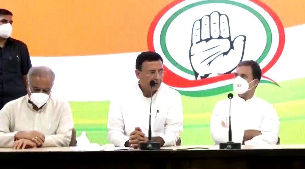 Rahul Gandhi , Congress, Lakhimpur Kheri