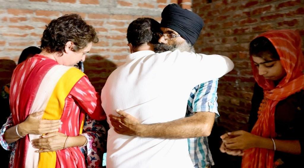 rahul gandhi, lakhimpur kheri, farmer protest, UP govt, priyanka gandhi