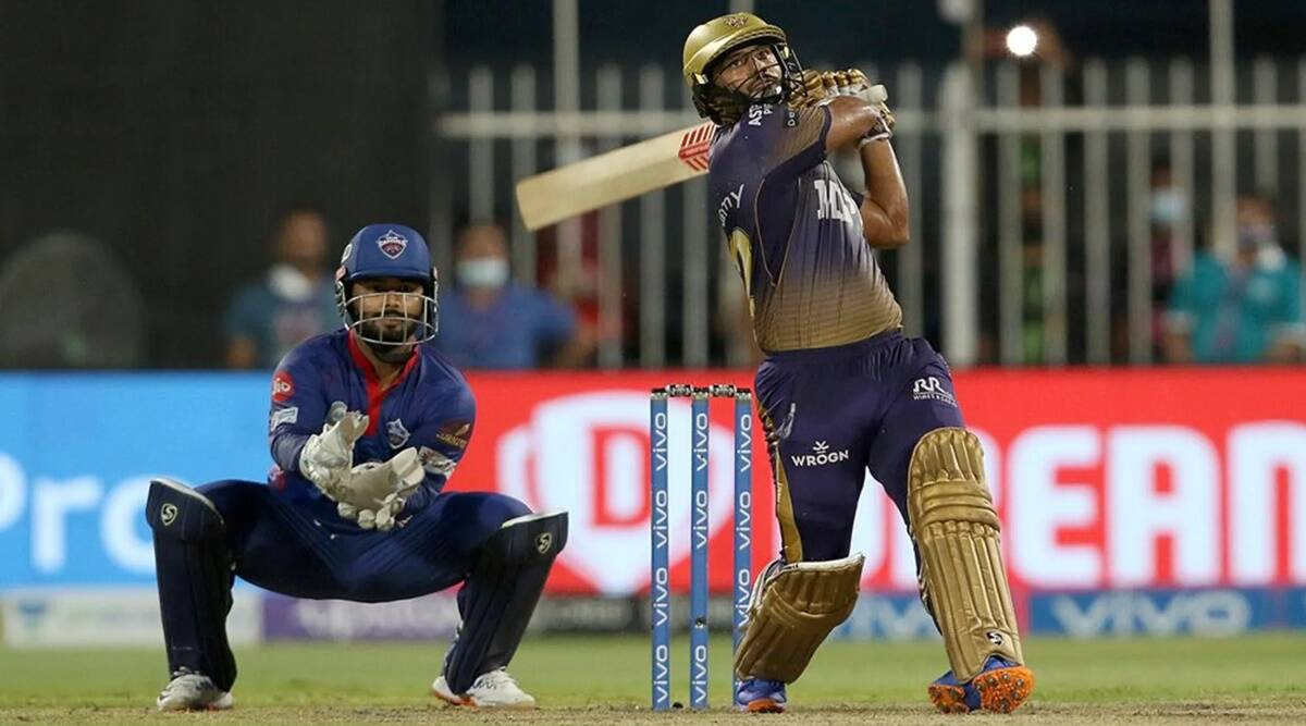 Watch Video one who wins after losing is Rahul Tripathi Shahrukh Khan Baazigar praises this way turned such a game IPL 2021 DC vs KKR