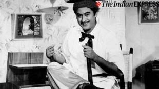 Kishore Kumar, Hrishikesh Mukherjee, Rajesh Khanna,