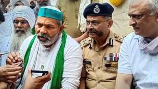 Lakhimpur Kheri Violence, Rakesh Tikait