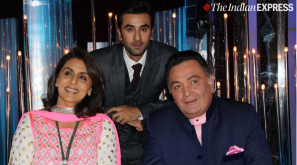Ranbir Kapoor, Rishi Kapoor, Ranbir Kapoor separate