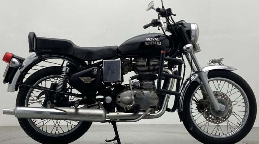 Second Hand Royal Enfield Bullet 350