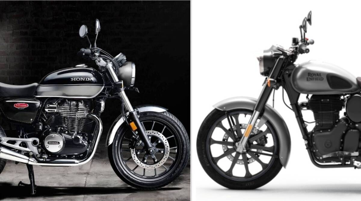 Who is more powerful and stylish cruiser bike, know here
