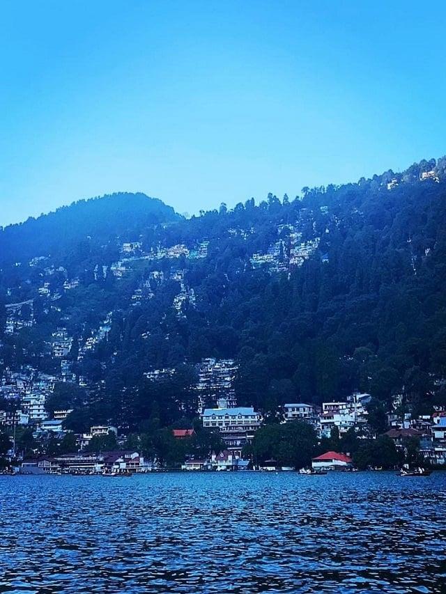 The city of lakes 'Nainital'