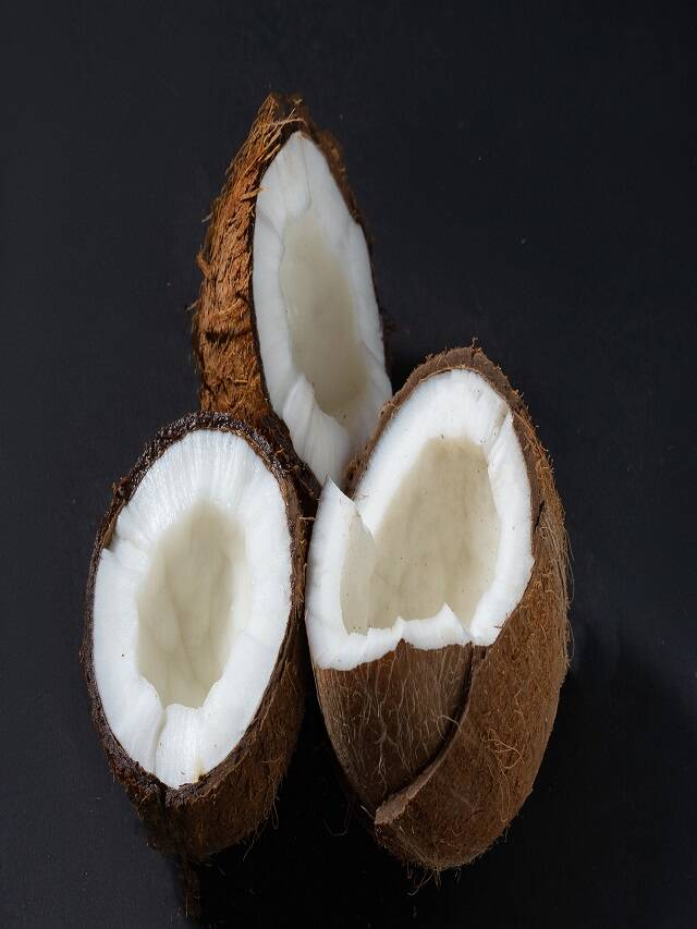 These are the benefits of dry coconut used in Navratri