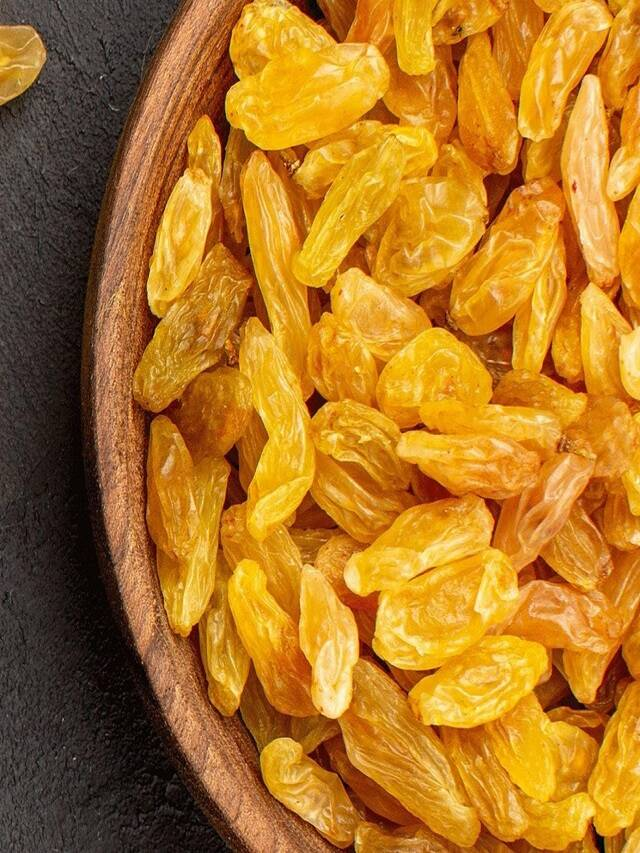 How raisins are a panacea for women, know here