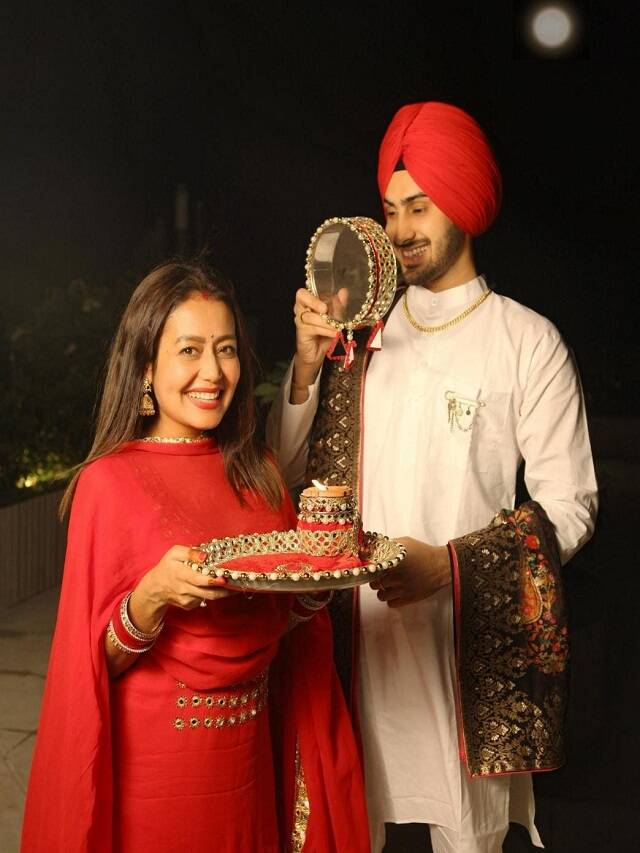 Karva Chauth Special: Get the moon glow like this sitting at home