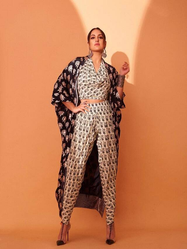 Cool swag of 'Dabangg Girl' Sonakshi Sinha