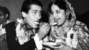 Shammi Kapoor, Shammi Kapoor Weds Geeta Bali, Geeta