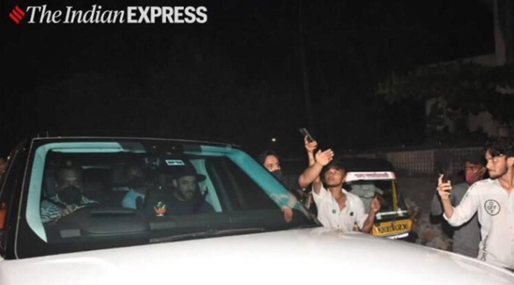 Salman Khan, Aryan Khans arrest News, Shahrukh Khan
