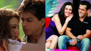 Shahrukh Khan Preity Zinta Salman khan IPL 2021 PBKS vs KKR