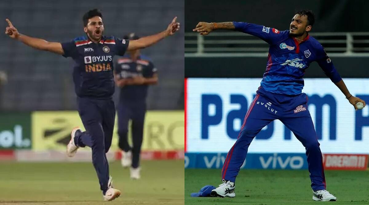 T20 World CUP Shardul Thakur replaces Axar Patel in India's T20 WC squad Big Breaking news