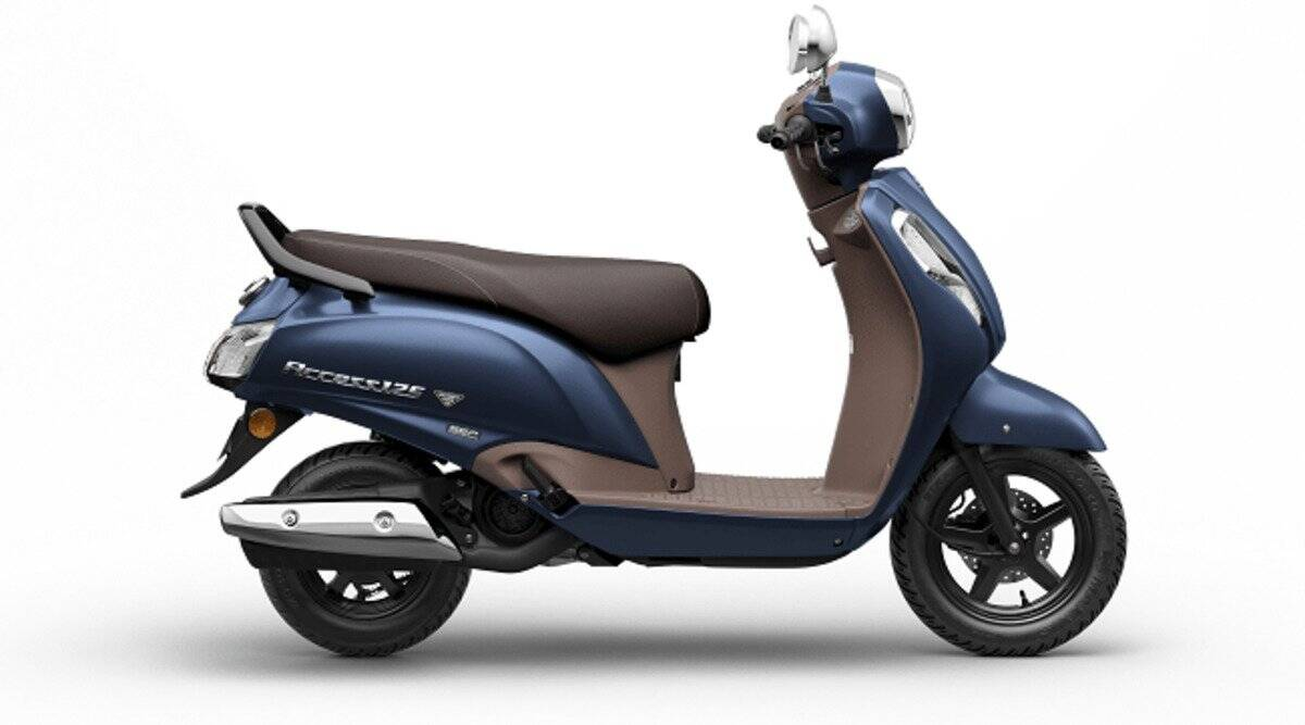 Take home the Suzuki Access 125 Mileage Scooter with Bluetooth Connectivity by paying 9 thousand, so will the monthly EMI