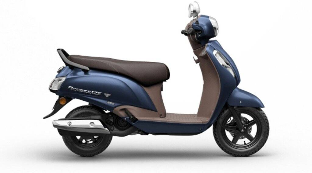 Suzuki Access 125 With Down Payment