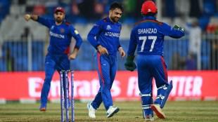 T20 World Cup AFG vs SCO Rahid Khan Mujeeb Ur Rehman