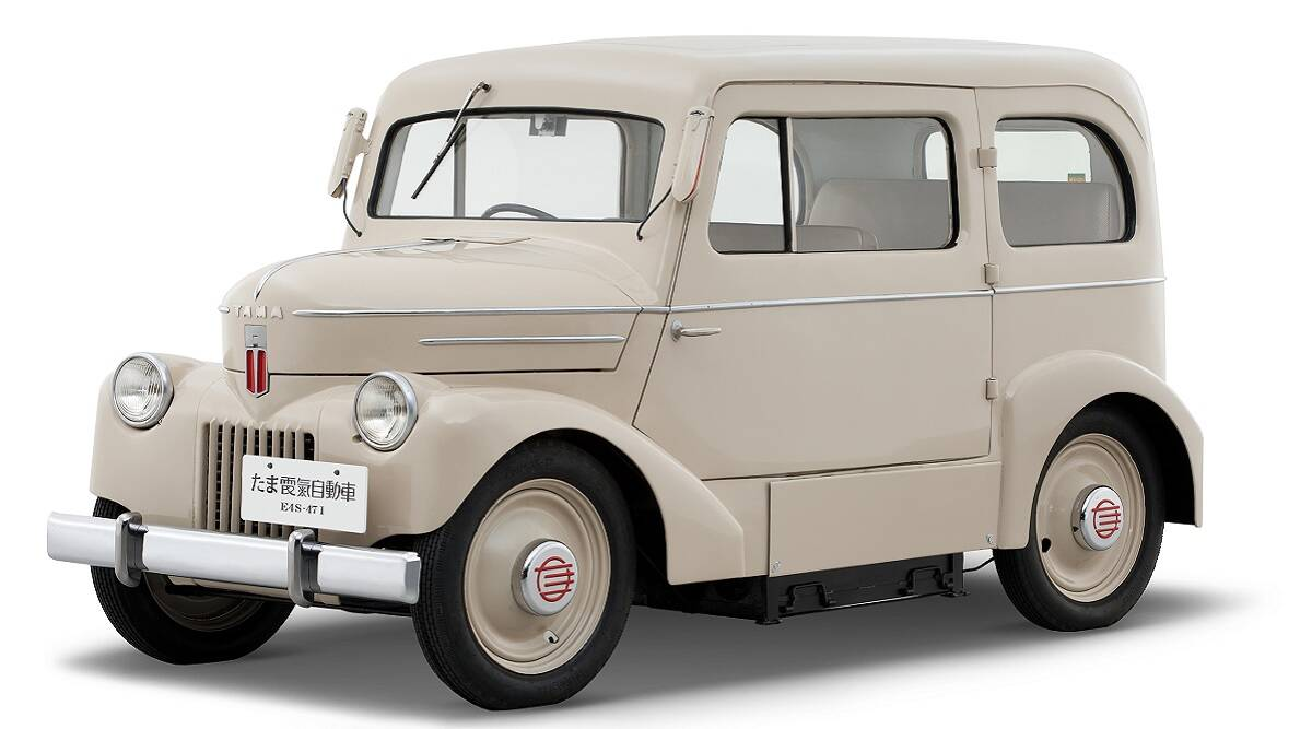 Do you know TAMA Electric Car of Japan decades ago had features like Tesla cars of Elon Musk