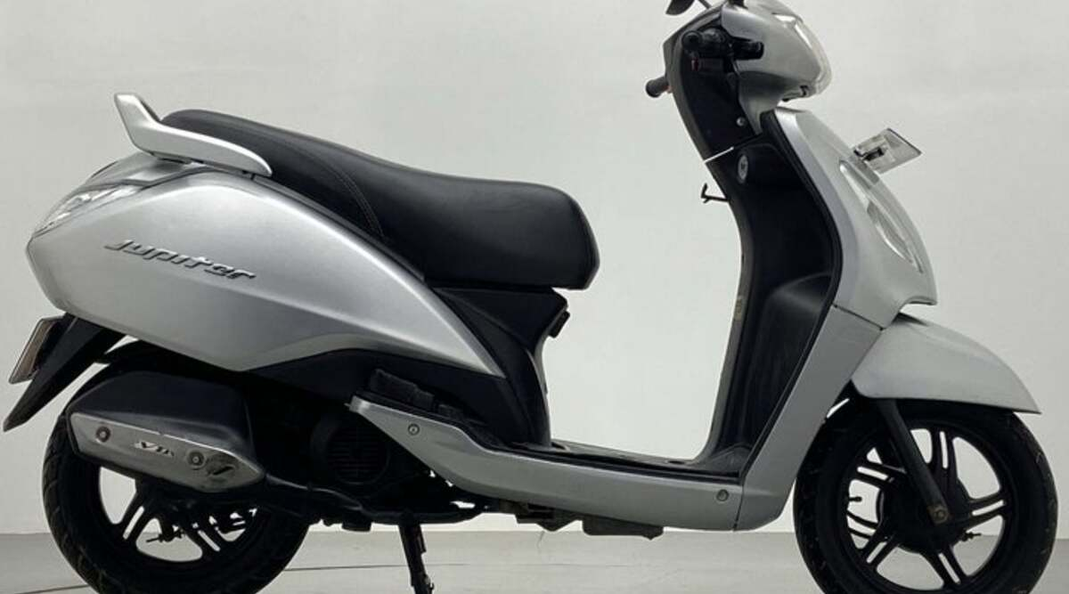 TVS Jupiter with 64 kmpl mileage will be available with full year warranty at half the price, if you do not like it, return to the company