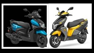 TVS Ntorq vs Yamaha RAY ZR 125