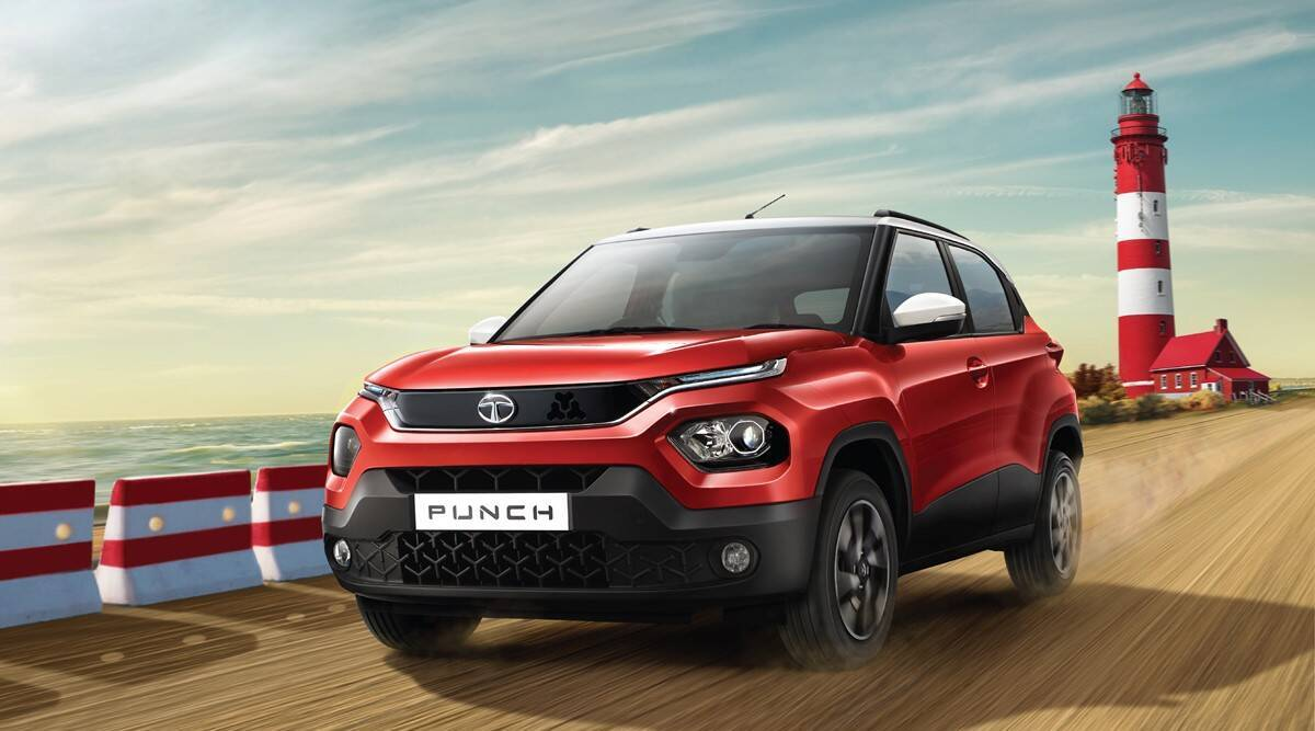 Tata Punch SUV becomes third car of Tata Motors to achieve Five Star Safety Rating