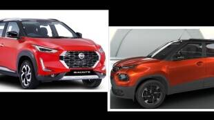 Tata Punch vs Nissan Magnite