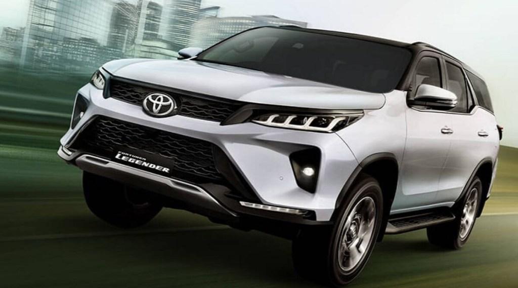 Toyota Fortuner Legender 4X4