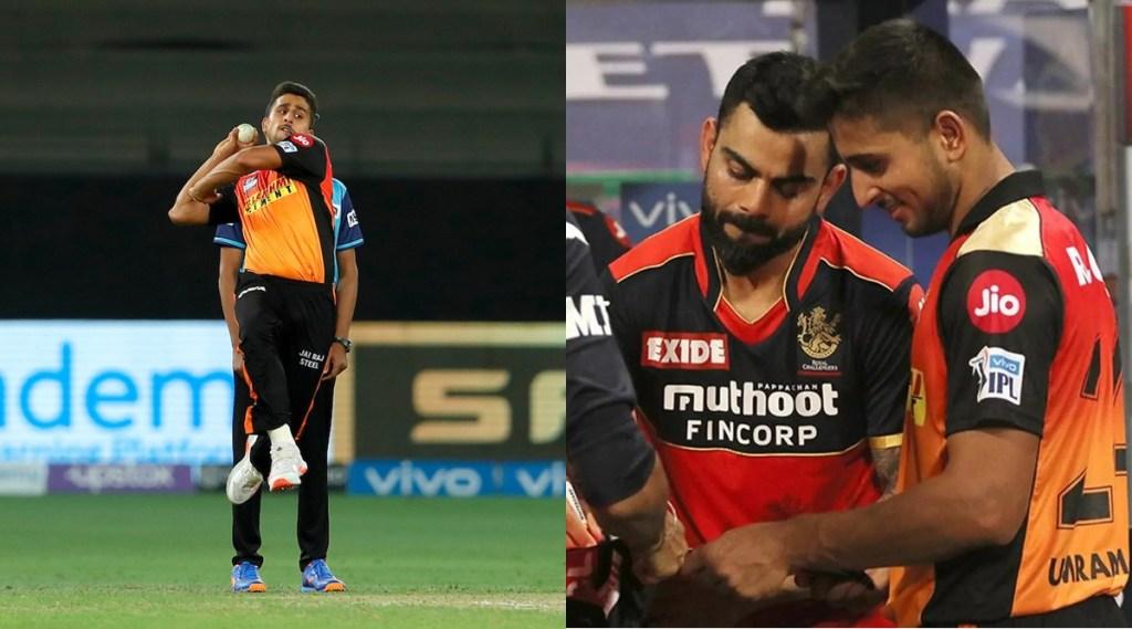umran-malik-fastest-bowl-of-ipl-2021-virat-kohli-calls-him-the-search-of-this-season-top-5-fastest-indian-bowlers