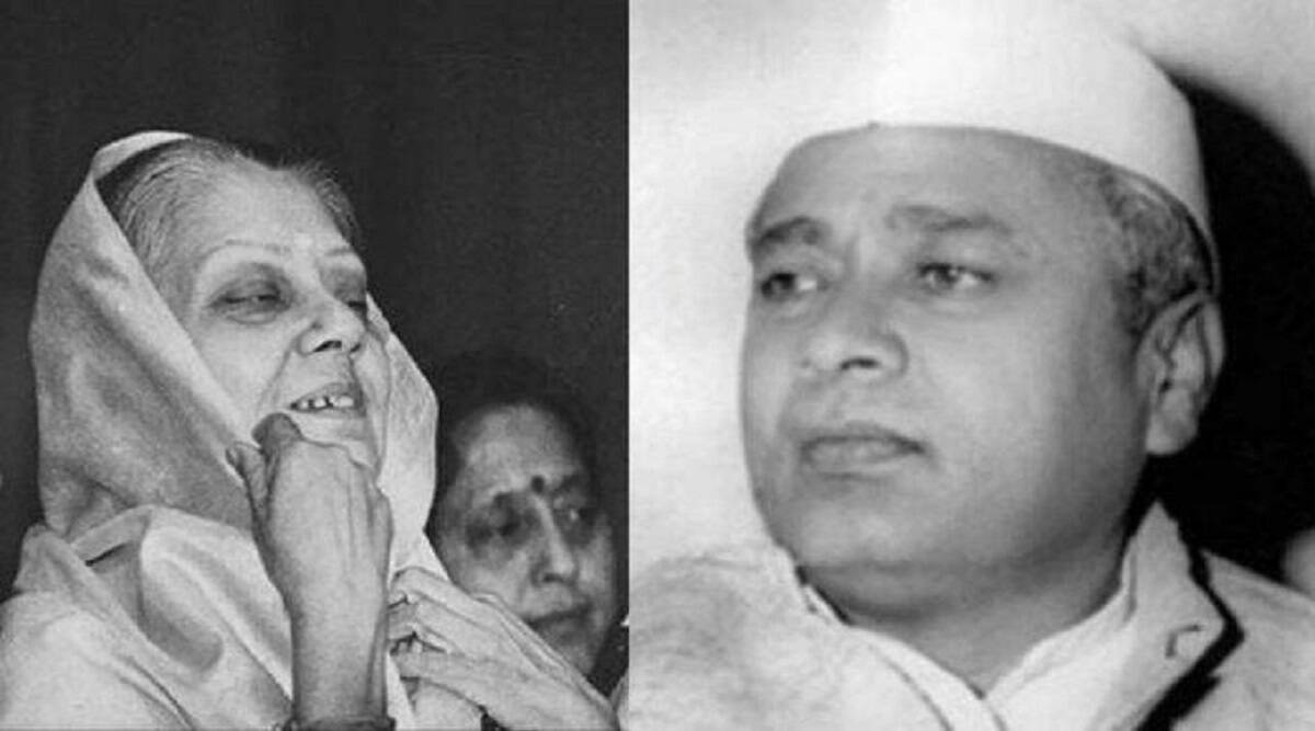 Rajmata Vijayaraje's non-Congress political journey started with an insult, accused of kidnapping 36 MLAs