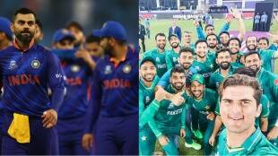 Virat Kohli Babar Azam T20 World Cup ICC Events India vs Pakistan