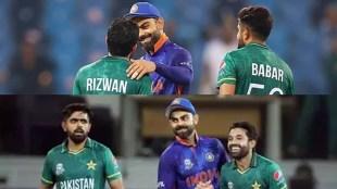 Virat Kohli Babar Azam and Mohammad Rizwan Saqlain Mushtaq wants India-Pakistan World T20 final1