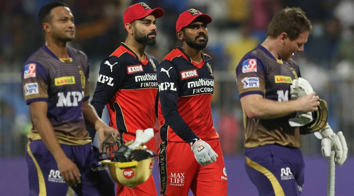 loss Against KKR Virat Kohli unwanted record Not selected in T20 World Cup squad Yuzvendra Chahal created history in UAE IPL 2021 KKR vs RCB