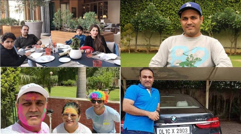 Virender Sehwag bungalow luxurious Home