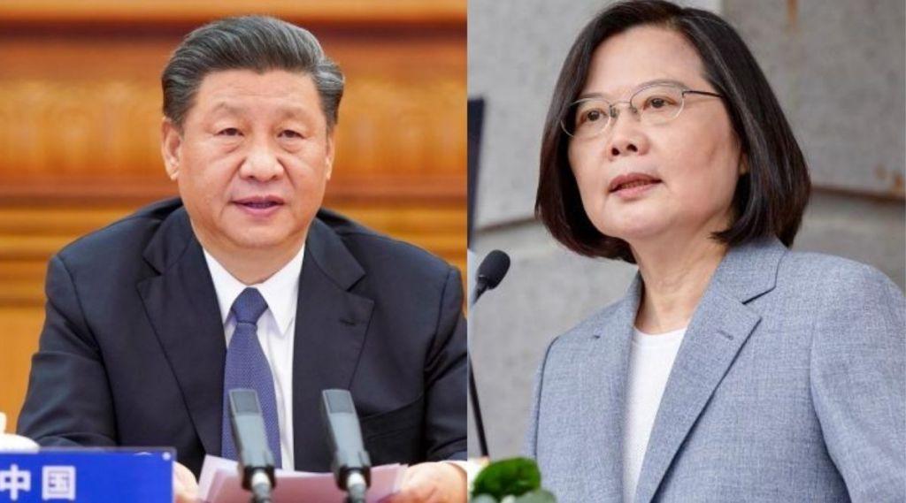 Xi jing ping, Tsai Ing-wen, China, Taiwan