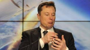 Tesla, Space X
